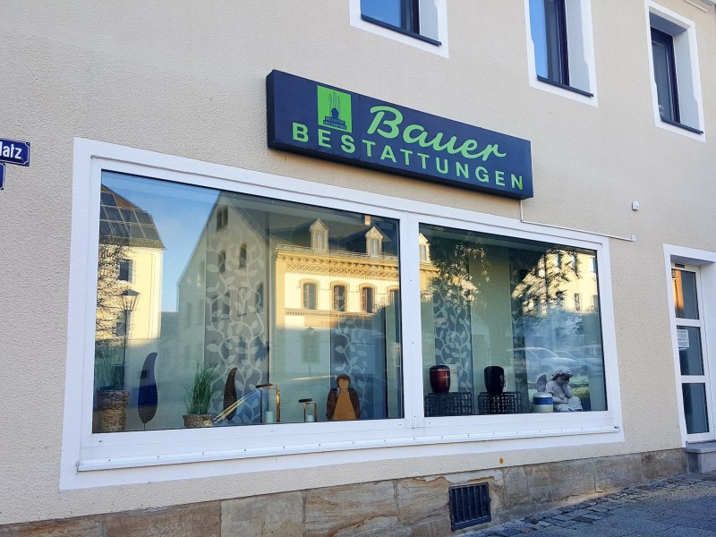 Unsere Filiale in Eschenbach